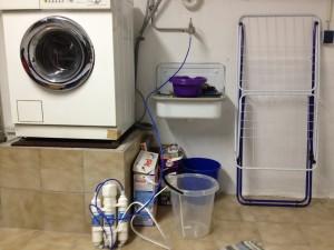 Osmoseanlage für Aquariumfische